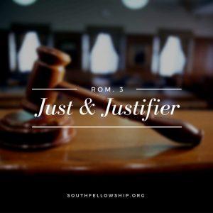 Just & Justifier